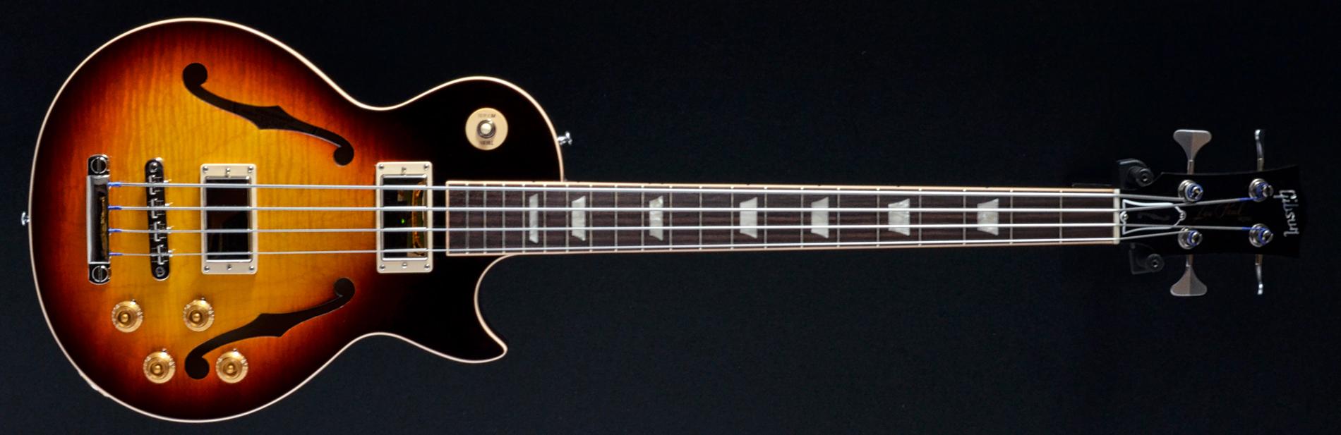 gibson les paul memphis special es four string bass bass