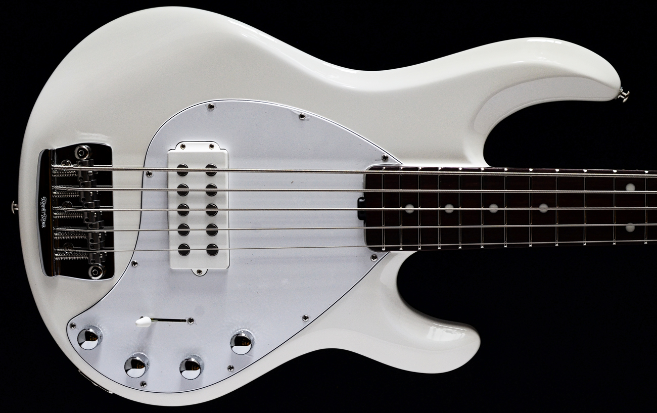 Bass Direct Pickups : musicman stingray 5 white necktrough bass direct musicman music man stingray sterling ~ Russianpoet.info Haus und Dekorationen